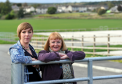 Elgin City North councillors Kirsty Reid and Patsy Gowans want to see the pavilion at Deanshaugh playing fields in Elgin completed.
