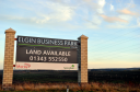 """A """"city deal"""" funding bid is being prepared by Moray Council to fund the Elgin Business Park development."""