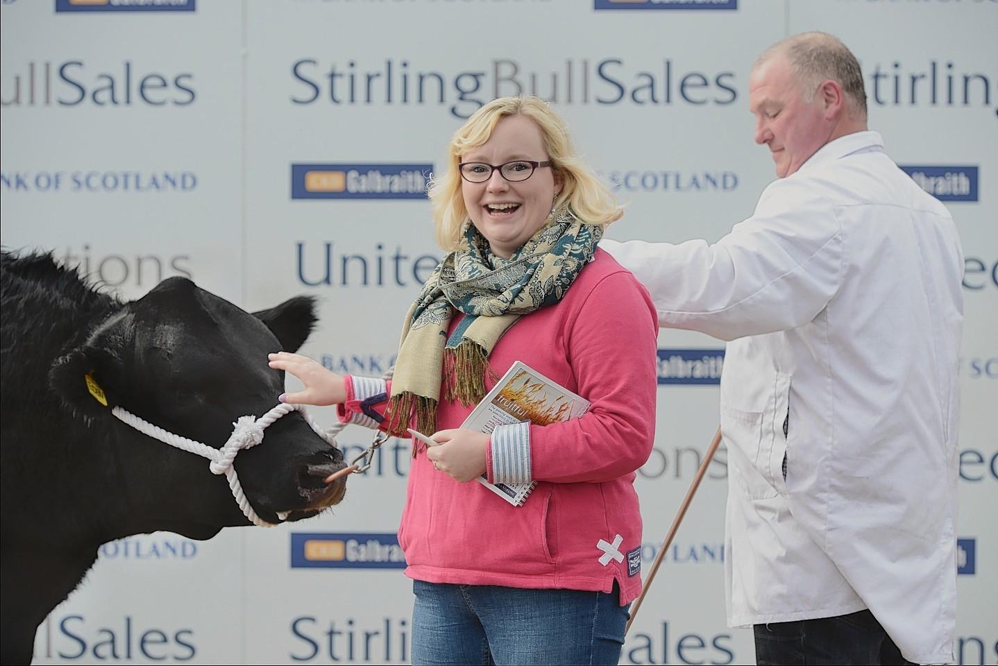 Farming editor Gemma Mackenzie