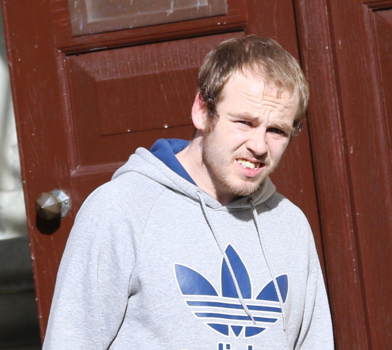 Paul Morris from Aberdeen