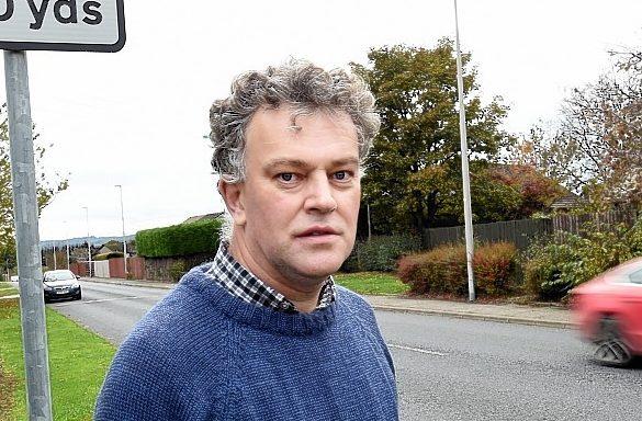 Councillor Martin Ford