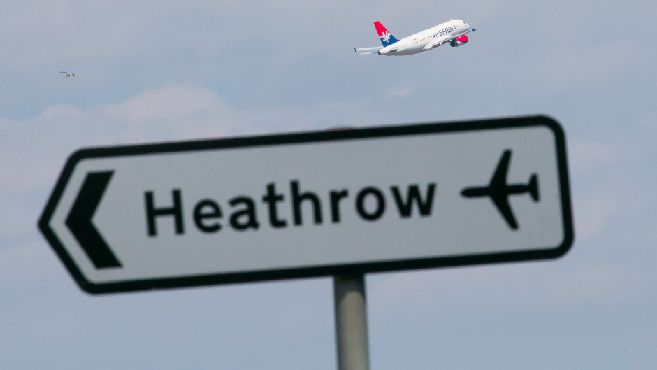 Scottish ministers said expanding Heathrow Airport will provide benefits for Scotland, including new jobs