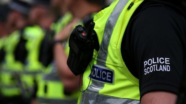 A man and woman have been charged after a drugs raid in Aberdeen