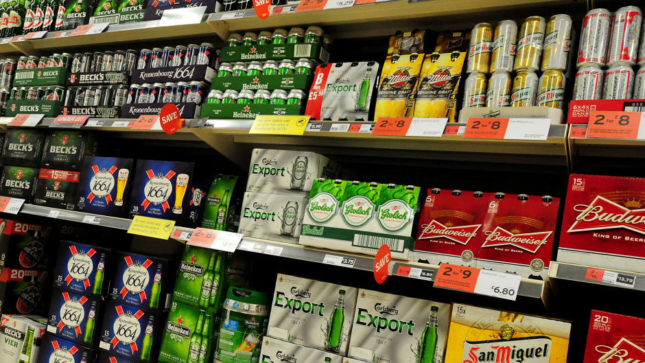 The case against minimum alcohol pricing had been brought by the Scotch Whisky Association and other drink producers
