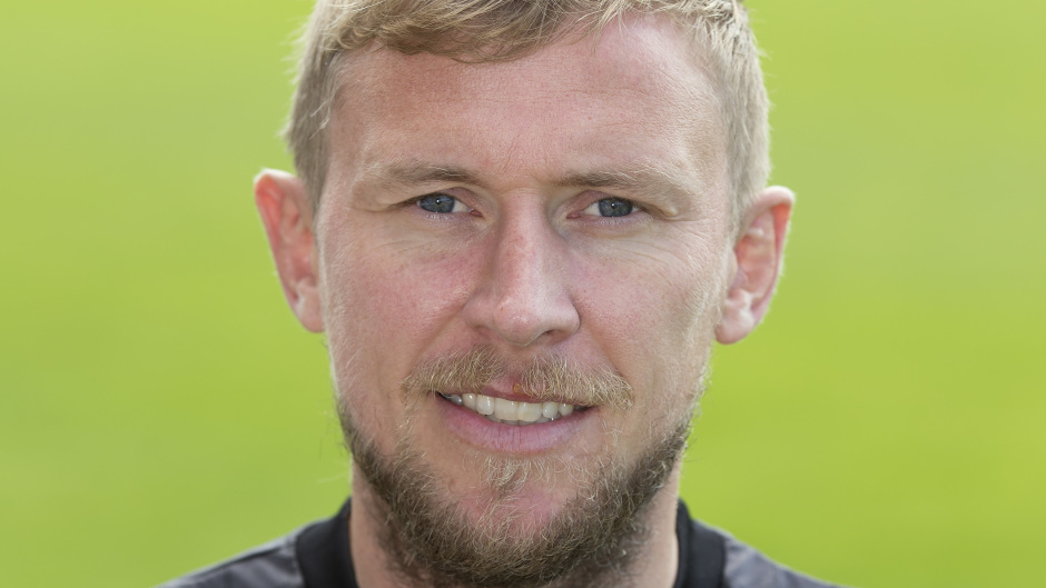 Caley Thistle manager Richie Foran.