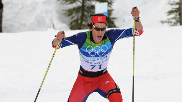 GB cross-country skier Andrew Young
