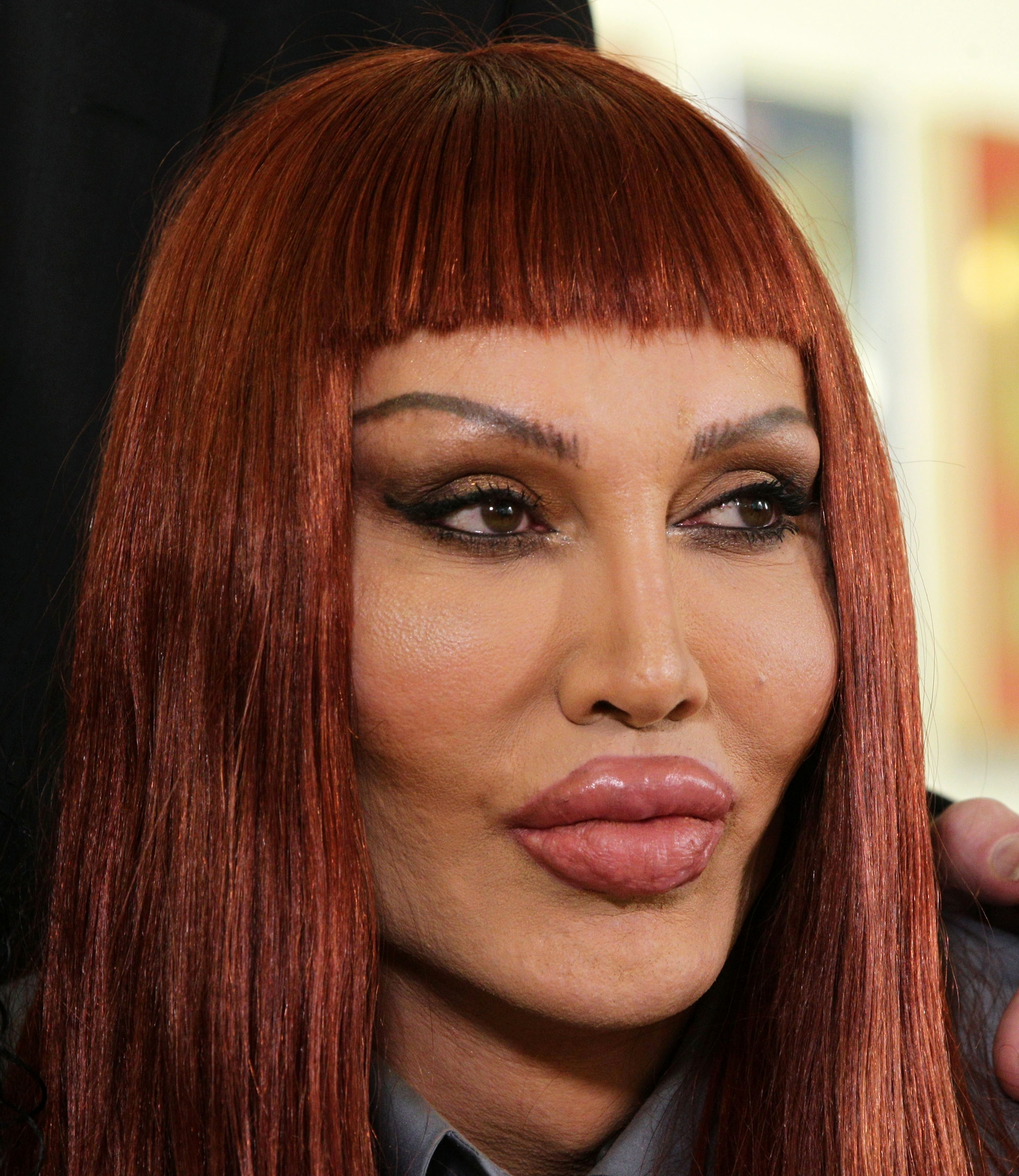 Pete Burns who has died at the age of 57.