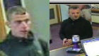 Police are trying to trace the two men
