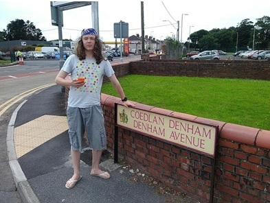 Teyve Denham has been traced on Skye
