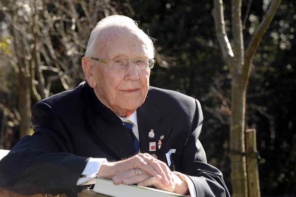 Mr Urquhart in 2010
