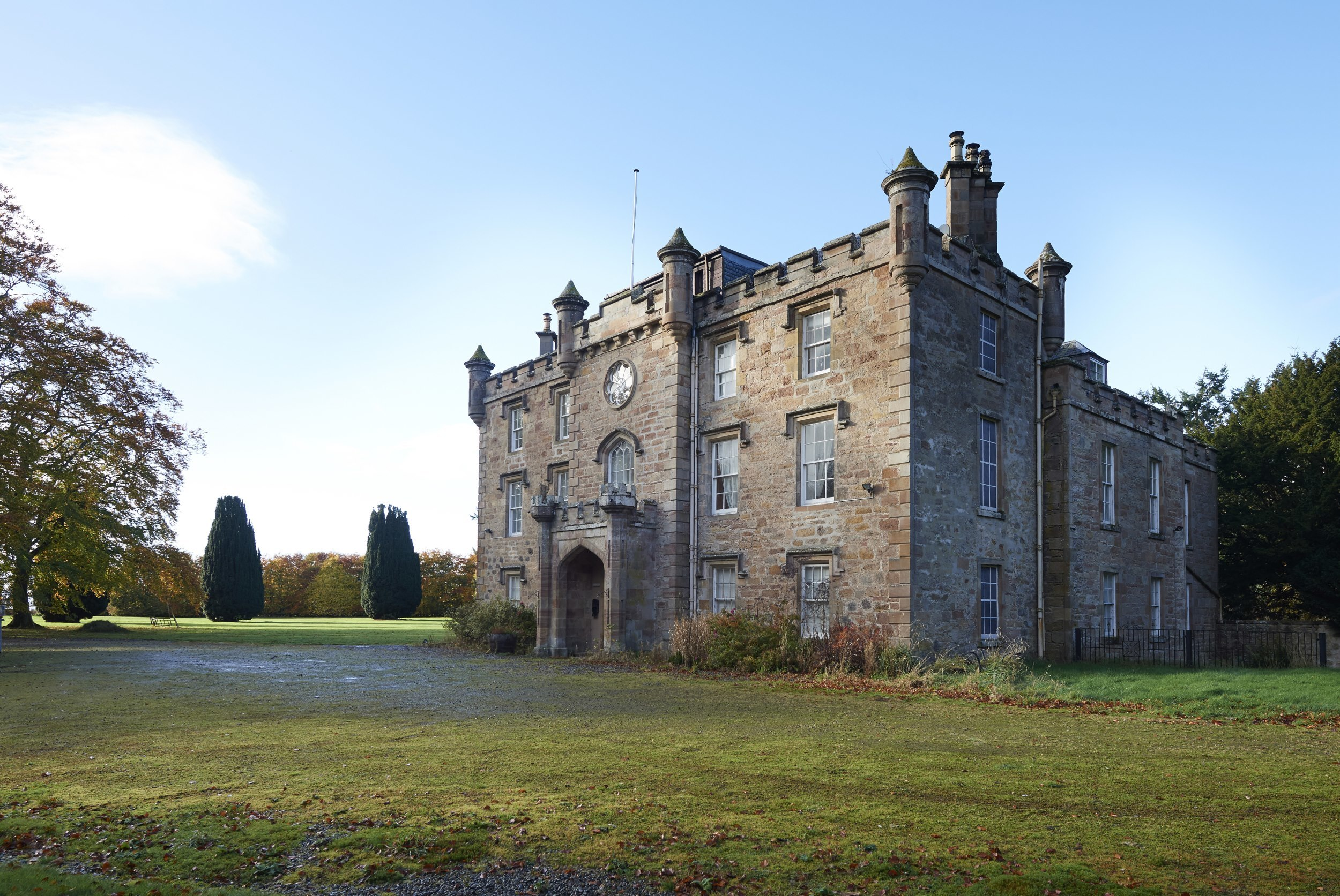 Teaninich Castle could be yours for £450,000