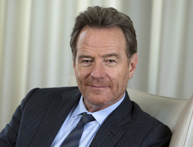 As Breaking Bad's Walter White, Bryan Cranston went to some dark places - and now, his new autobiography reveals there's been drama off-screen too
