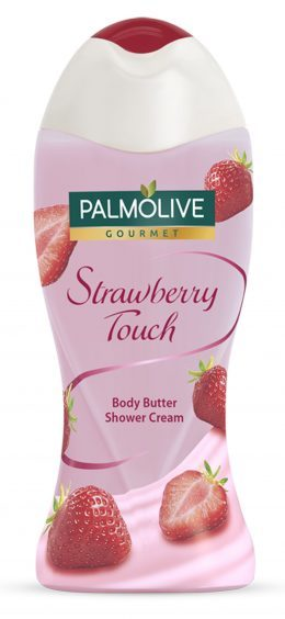 Palmolive Gourmet Body Butter Shower Creams, available from superdrug.com.