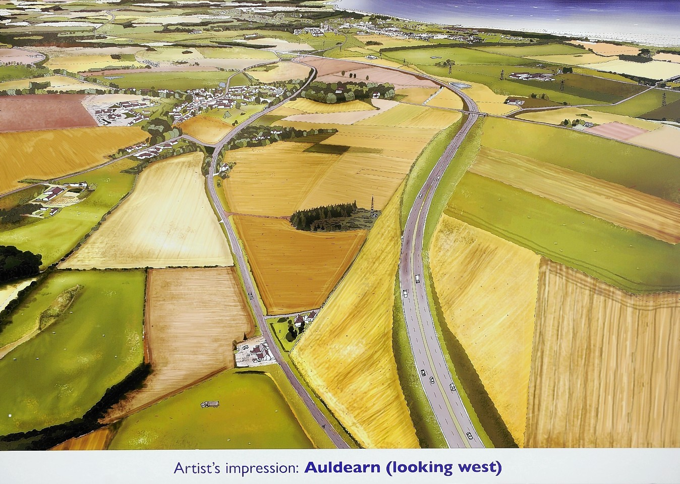 Councillors have voiced concern about several sections of the proposed dual carriageway.