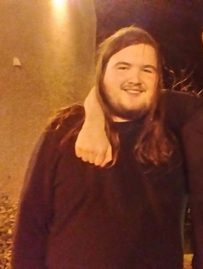 Adam Mitchell went missing on Wednesday.