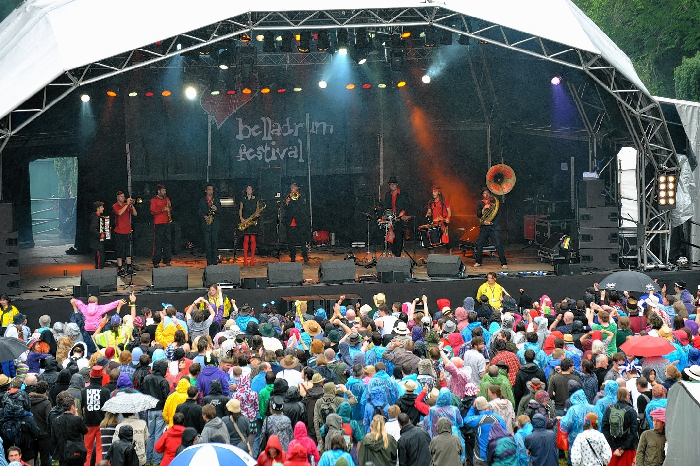 Those taking part can enter a prize draw that includes tickets to Belladrum Tartan Heart Festival and Groove Loch Ness and Spotify and Netflix vouchers.