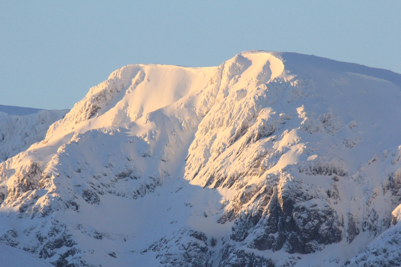 Furious rescuers left him to dry out and spend the night on Ben Nevis alone