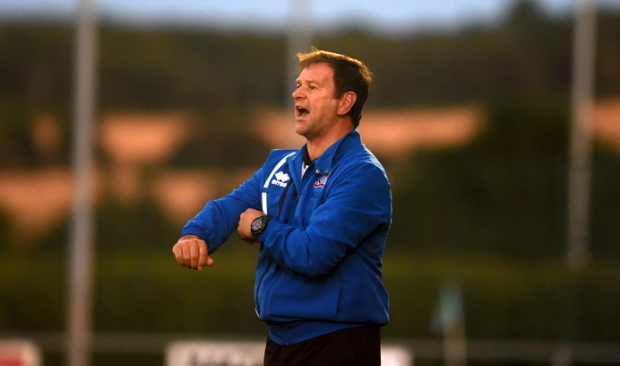 Turriff's manager Ross Jack