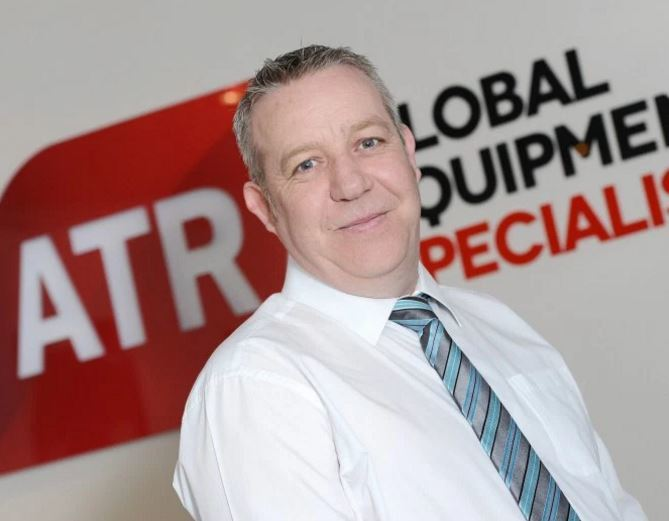 ATR Lifting Solutions divisional director Findlay Moir