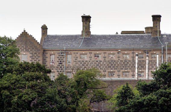 Craiginches Prison, Torry.