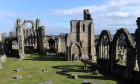 Elgin Cathedral will host the performance.