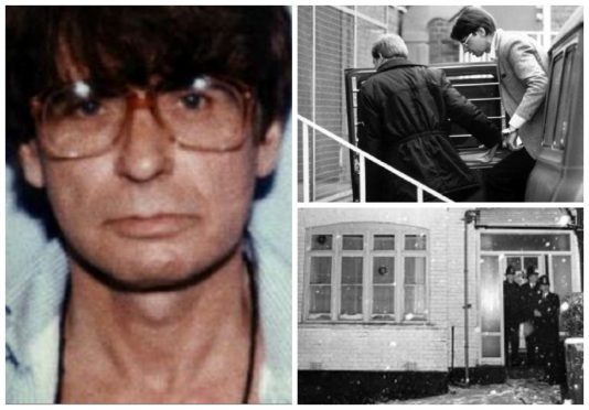 Dennis Nilsen: 'Why I will never fight for my freedom'