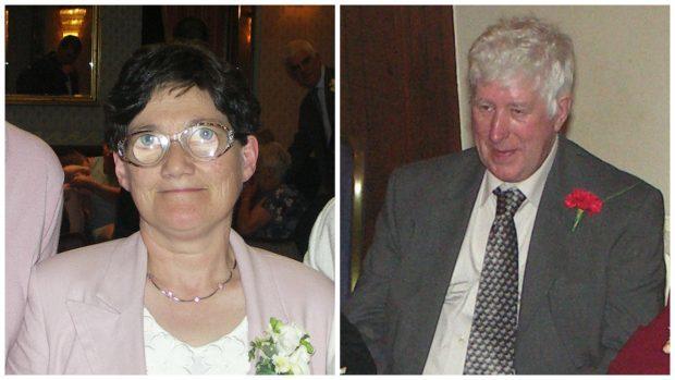 Maureen and Donald Macmillan