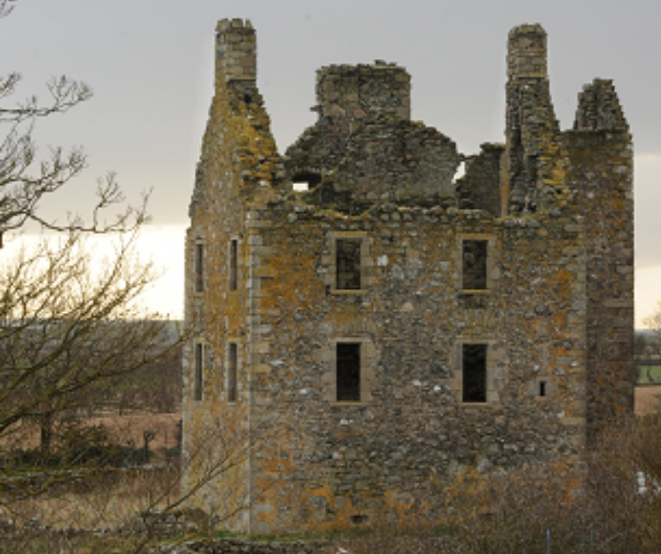 The castle has been described as a fixer upper