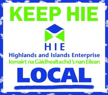 The P&J has campaigned to keep HIE local