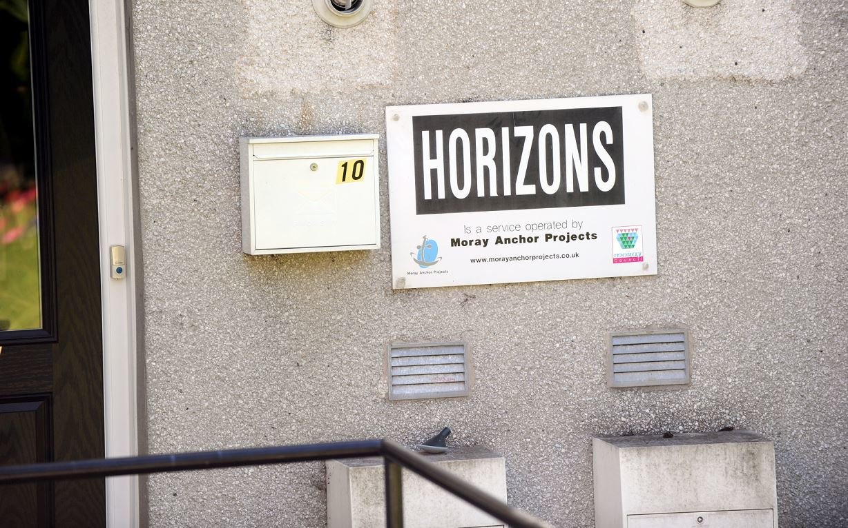 About 80 people regularly attend workshops at the Horizons Resource Centre for adults with mental health difficulties.