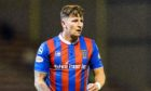 Josh Meekings left Caley Thistle after relegation in 2017