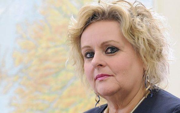 Highland Council opposition leader Maxine Smith.