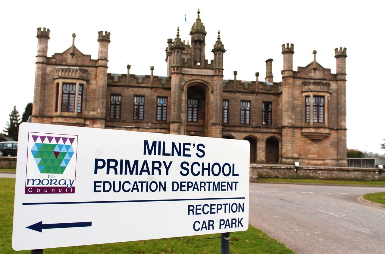 Plans have been submitted for a £2million overhaul of Milne's Primary School.