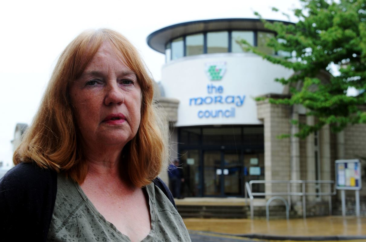 Moray Unison branch secretary Ailsa McDowell is happy to see steps have been taken to clamp down on bullying.
