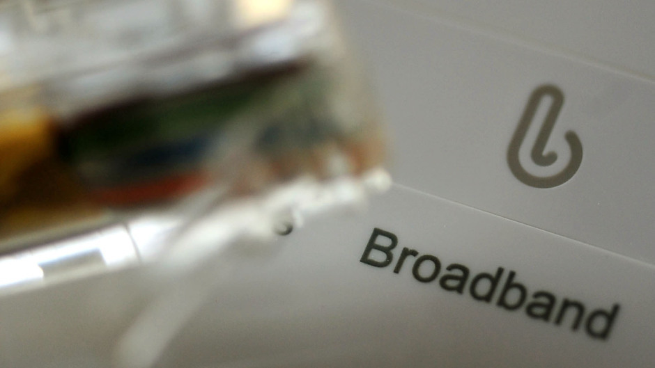 Alvah and Forglen has limited super-fast broadband access.