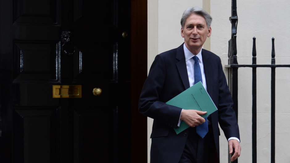 Chancellor Philip Hammond received a mixed response to his Autumn Statement