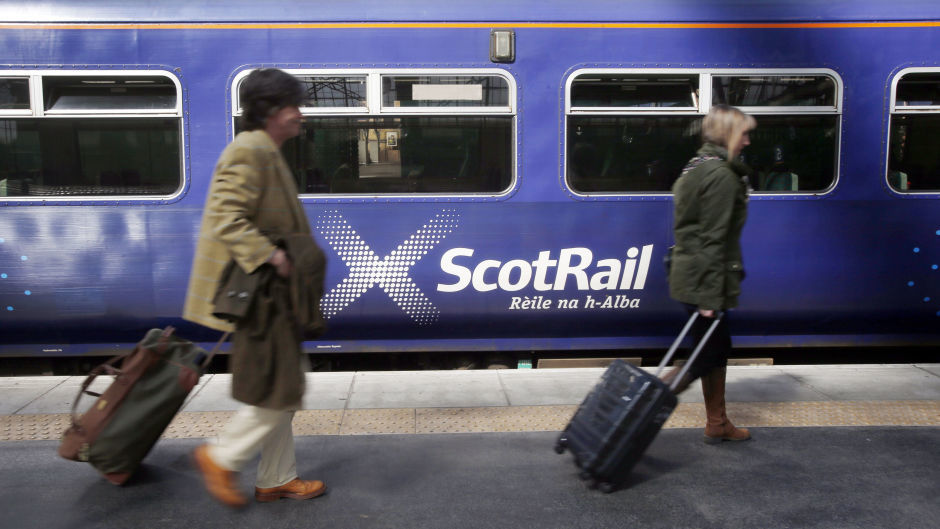 Aberdeenshire Council's leaders have said the region has 'one hand tied behind its back' without vital rail improvements.