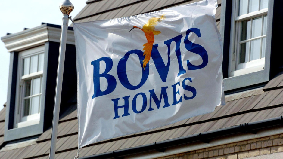 Bovis Homes is locked in a takeover tussle.