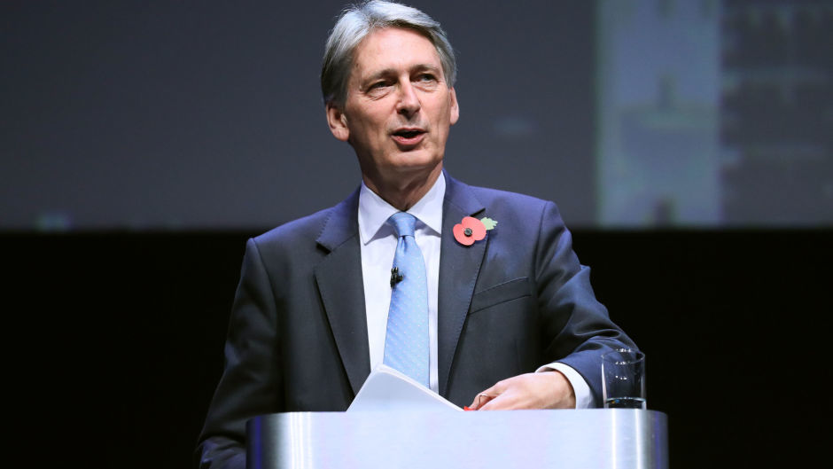 Chancellor Philip Hammond is to deliver his Autumn Statement next week