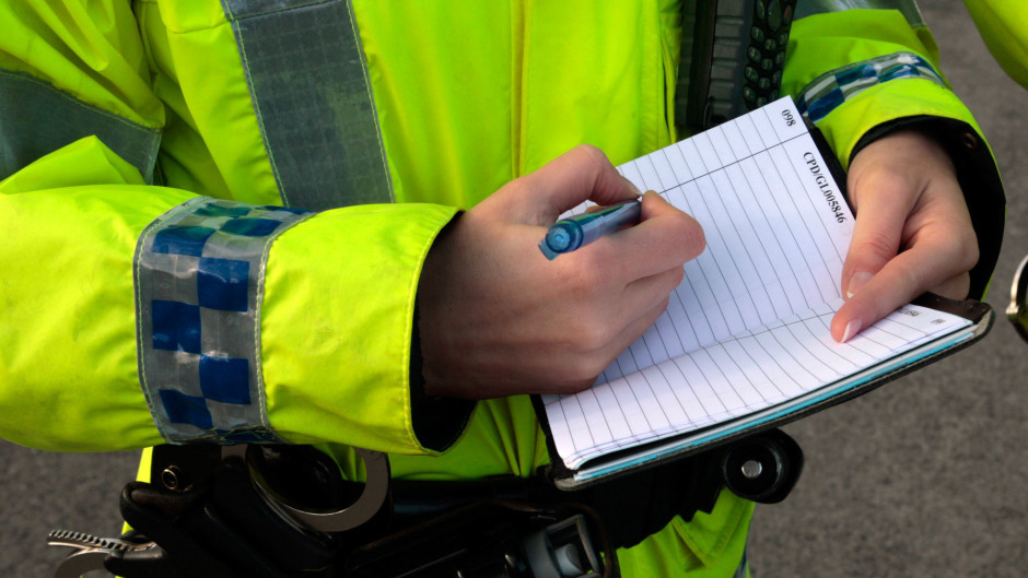 Police are appealing for witnesses to the disturbance