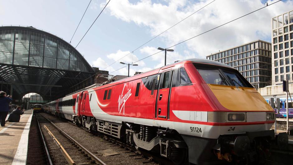 TVirgin Trains East Coast