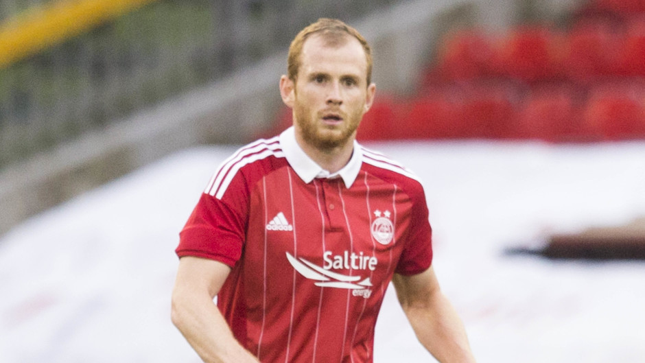 Aberdeen defender Mark Reynolds wants to end the year with six points.