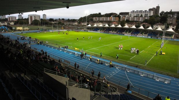 Ratu Tagive has signed a one-year deal at Scotstoun