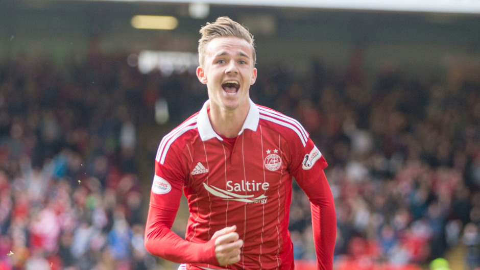 Derek McInnes wants to extend James Maddison's stay at Pittodrie