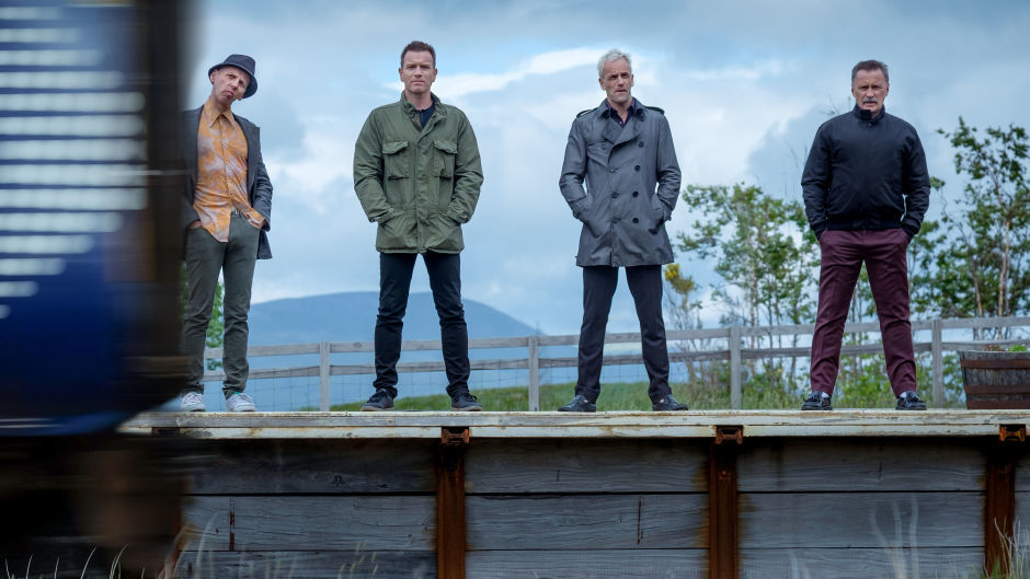 The brawl took place during a screening of T2 Trainspotting at the Belmont Filmhouse in Aberdeen (Sony Pictures Releasing/PA)