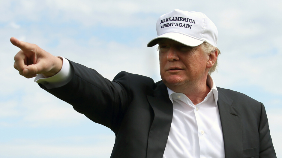 President-elect Donald Trump has won planning permission for a second flagpole at Balmedie.