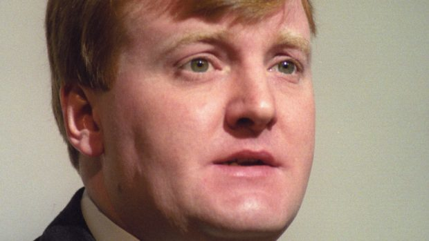The late Charles Kennedy