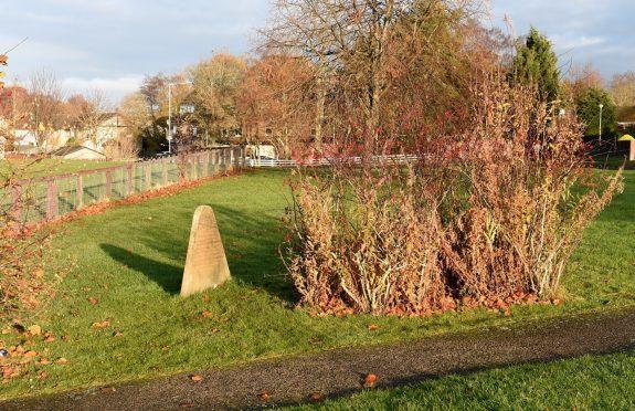 The existing landmark, at Smithton.