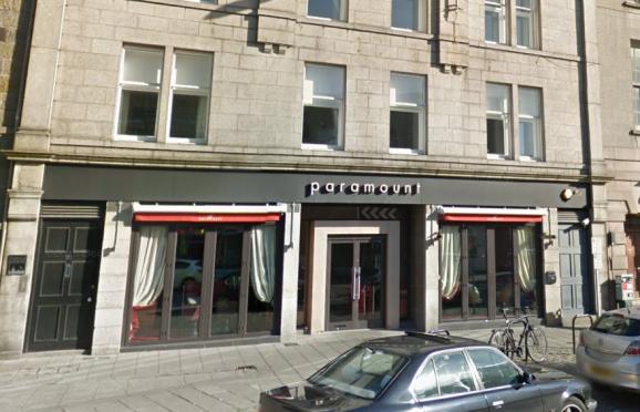 The Paramount, Aberdeen