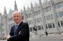 Steve Harris, chief executive of Aberdeenshire Council